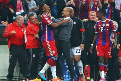 Champions League: Victoria agónica del Bayern, tropiezo del Chelsea y goleada del Oporto