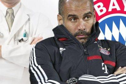 Incendio en el hotel del Bayern con Guardiola como protagonista