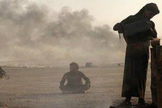EEUU lanza por sorpresa su primer ataque mortífero contra el Estado Islámico en Siria