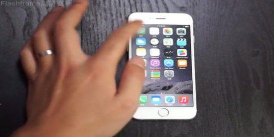 ¡Filtran el revelador vídeo del iPhone 6 donde se compara con su antecesor!