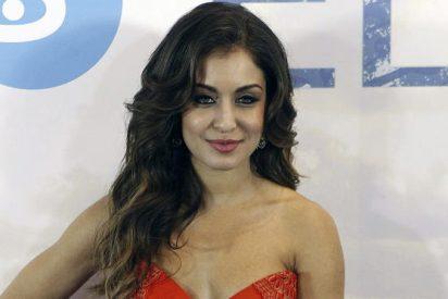 Hiba Abouk modelo para la nueva colección de La Sposa, firma perteneciente a Pronovias