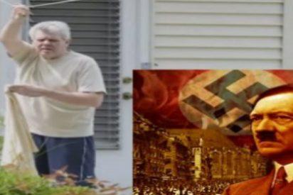 La familia secreta de Hitler vive en un barrio judío donde trata de pasar desapercibida