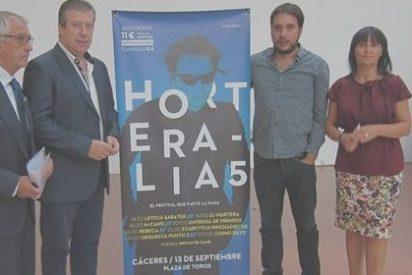 """Chimo Bayo, Leticia Sabater y Rebeca harán """"mover el esqueleto"""" en Horteralia"""