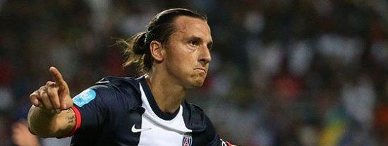 Ibrahimovic 'raja' nuevamente contra Guardiola