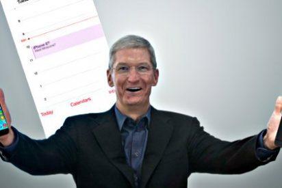 IPhone 6: Apple hace la proeza de meter el móvil en un reloj inteligente y lanza el teléfono 'definitivo'