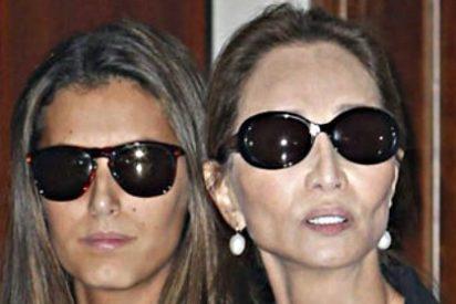 Isabel Preysler y Ana Boyer, las mujeres de Miguel Boyer ante el cadáver del exministro