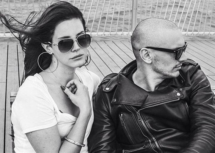 James Franco y Lana del Rey, avivan de nuevo sus rumores de romance