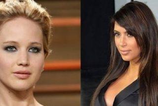 Filtran más fotos de Jennifer Lawrence, Kim Kardashian y otras celebrities desnudas