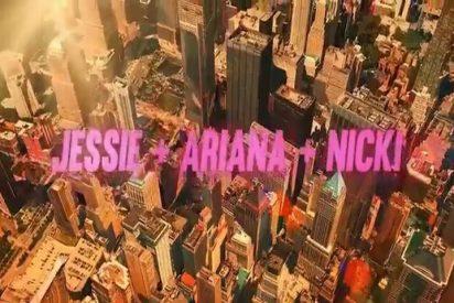 Jessie J, Ariana Grande y Nicki Minaj, presentan 'Bang bang'