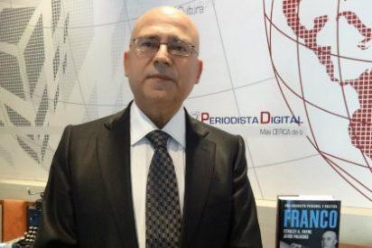 """Jesús Palacios: """"Franco ni fue un fascista ni fue de extrema derecha"""""""