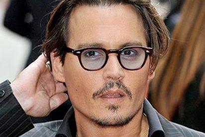 Johnny Depp inspiró al identificador de Jack El Destripador
