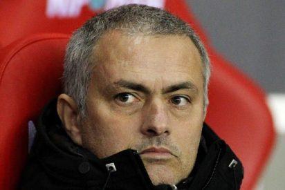 Censuran a Mourinho en el Bernabéu