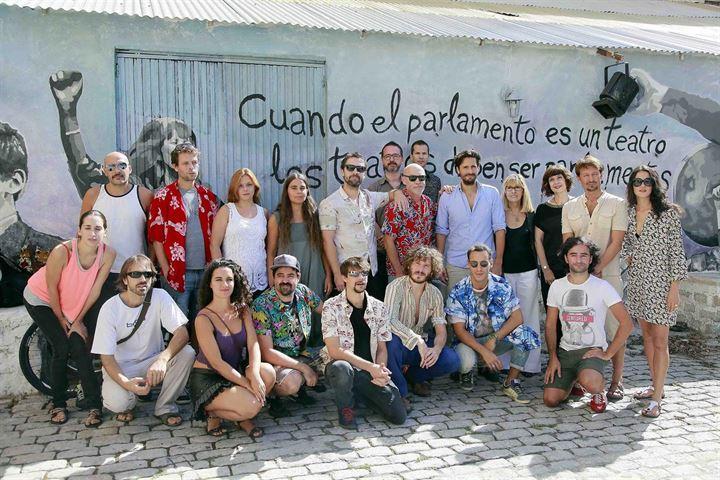 Juan Diego Botto presenta la nueva temporada del Centro de Nuevos Creadores