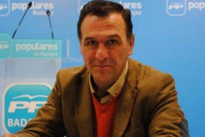 El PP pacense duda de la preocupación del alcalde de Higuera la Real por sus ciudadanos