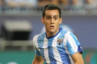 El Málaga ata a Juanmi hasta 2018
