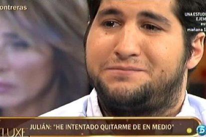 Julián Contreras, hijo de Carmina Ordóñez, dice que casi se suicida inspirado en Robin Williams