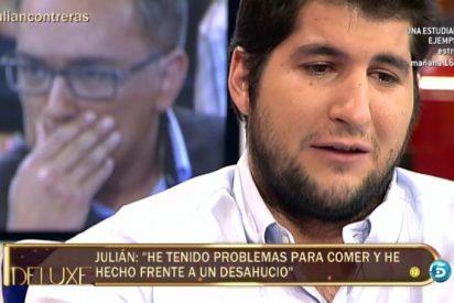 Julián Contreras: Cuando me recetan las mismas pastillas que a mi madre, me derrumbo