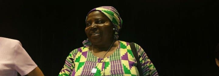 """Hermana Juliana: """"Mis pensamientos siguen en Monrovia recordando a las personas que lucha contra el ébola"""""""