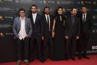 Jesús Castro, de nuevo en otra película, La isla Mínima en el Festival de cine de San Sebastián