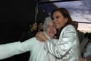 Francisco invita a almorzar a Cristina Kirchner