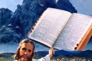 """""""Lee la Sagrada Escritura, léesela a la gente"""""""