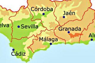 El PP entrega en Canal Sur un mapa de Huelva para evitar más errores 'geográficos'
