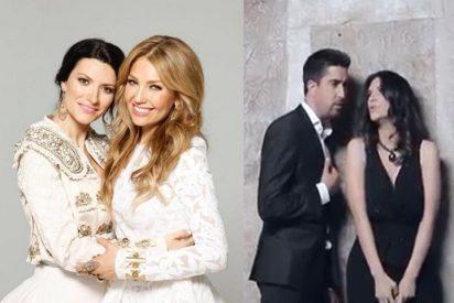 Laura Pausini, lanza vídeos con Álex Ubago y Thalia