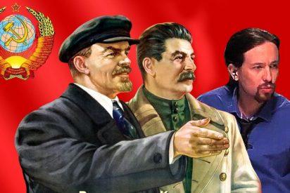 Pablo Iglesias y su versión para caperucitas de la II Guerra Mundial y el totalitarismo comunista