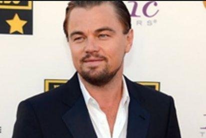 Leonardo DiCaprio 'echa humo' con los líderes mundiales por el cambio climático