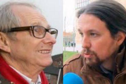 El hombre que se atrevió a 'levantarle las faldas' a Margaret Thatcher será el padrino de Pablo Iglesias