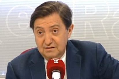"""Losantos acusa a Echenique de cobardía ante UGT en RTVE: """"Hacerle un ERE legal al imperio de los ERE fraudulentos era mucho trabajo """""""