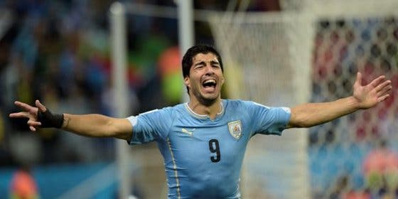 Uruguay convoca al gordo de Luis Suárez