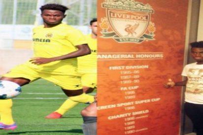 El Liverpool se lleva a una perla del Villarreal