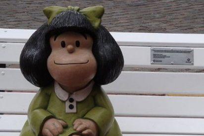 Mafalda, la pequeña rebelde, cumple 50 años
