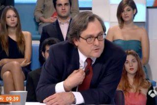 """Marhuenda explota con Rajoy por frenar la ley del aborto de Gallardón: """"Nunca defenderé un despropósito de estas dimensiones"""""""
