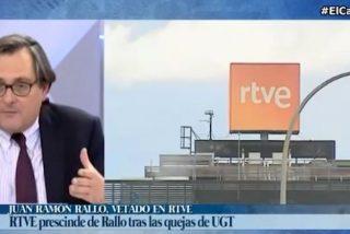 """Marhuenda sacude a Echenique por el veto de Rallo en TVE: """"Me parece increíble que no se le caiga la cara de vergüenza"""""""