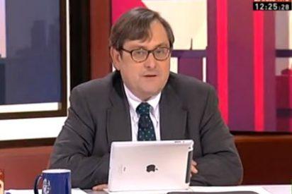 """Marhuenda, sobre los datos del barómetro de laSexta: """"El drama del PP son los 'Arriolas' que tiene dentro"""""""