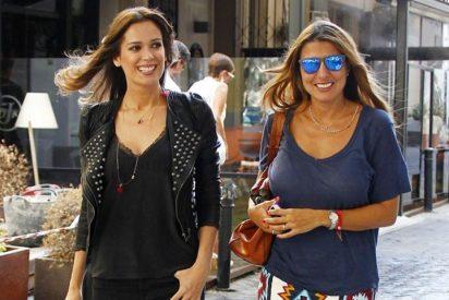 Silvia Casas y Mar Saura, dos mamás con mucho glamour