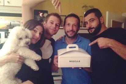 María Valverde, con sus queridos 'Hermanos'