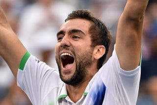 Open USA de Tenis: El japonés Nishikori tumba a Djokovic y el croata Cilic se carga a Federer