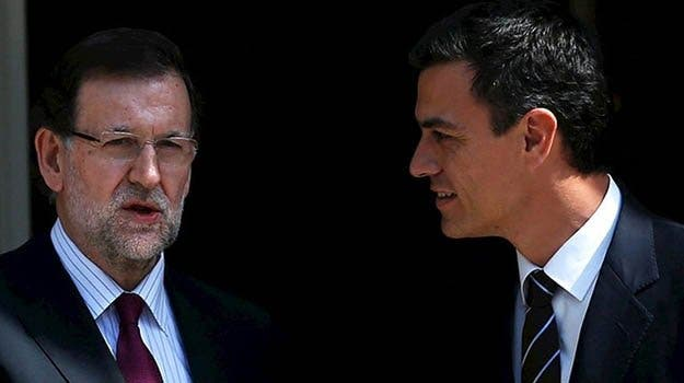 El error de principiante de Pedro Sánchez con Mariano Rajoy le costará disgustos