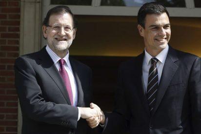 El PP de Mariano Rajoy y el PSOE de Pedro Sánchez: Pero ¿quieren pactar o no?