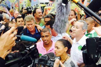 La fe de Marina Silva entra en campaña