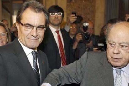 Artur Mas, Pujol y compañía llevan a Cataluña camino a la perdición