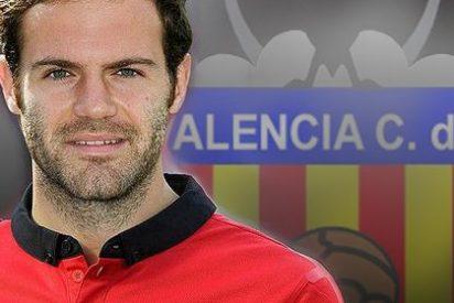 ¡Mata podría volver al Valencia en enero!