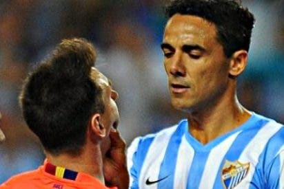 """Weligton explica por qué agarró por el pescuezo a Messi: """"Me llamó hijo de puta"""""""