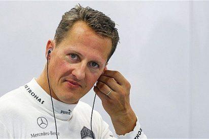 Así ha regresado Michael Schumacher a su casa