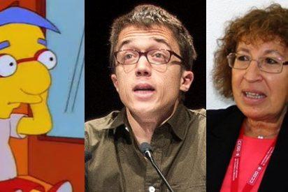 """Ruiz-Quintano: """"Errejón es un 'nerd' mezcla de Salce Elvira (Comisiones) y Milhouse de los Simpsons pero se hace llamar politólogo"""""""