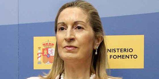 Ana Pastor evita pronunciarse sobre el traspaso de la AP-9 a la Xunta