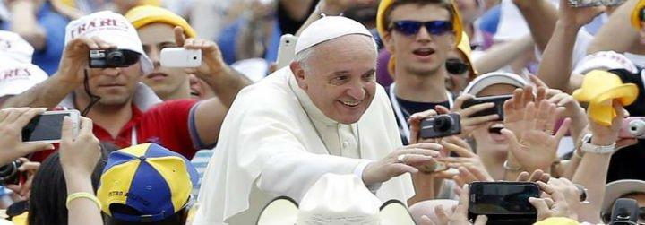 """El Papa rinde homenaje a los misioneros que """"lo dejaron todo para anunciar a Cristo"""""""